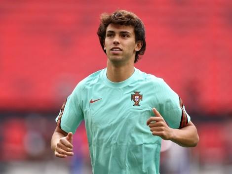 João Félix revela desejo de atuar por gigante brasileiro