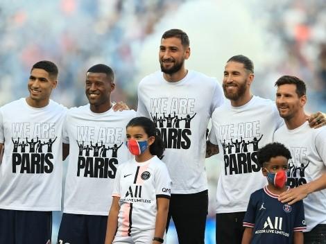"""Reforço do PSG se revolta com a reserva: """"Eu joguei muito nos últimos anos"""""""