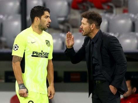 ¿Por qué Simeone llamó a Suárez cuando Messi no seguía en Barcelona?