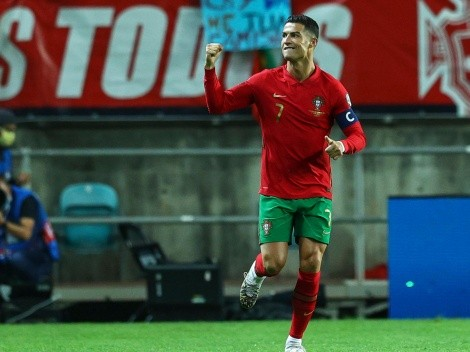 Cristiano Ronaldo, hombre récord: rompió una marca por Eliminatorias