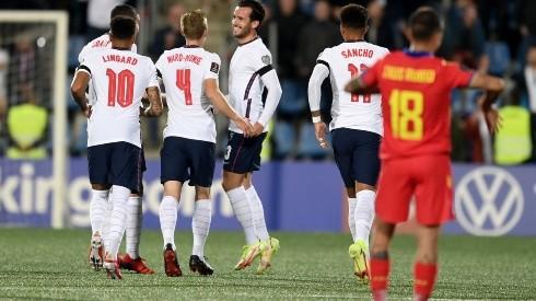 Andorra v England - 2022 FIFA World Cup Qualifier