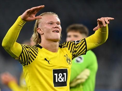 Borussia Dortmund mira artilheiro de gigante europeu para ocupar vaga de Haaland