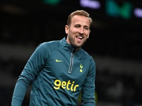 Sai ou fica? Após polêmicas com presidente do Tottenham, Kane se posiciona sobre seu futuro
