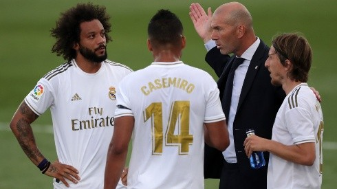 Real Madrid CF v SD Eibar SAD  - La Liga
