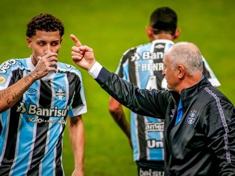 Grêmio avança por novo treinador; salário será de R$ 700 mil mensais