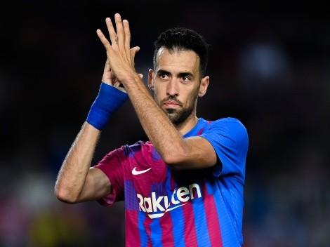 Barcelona prepara saída de Busquets e elege seu substituto