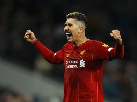 ¿Cuánto dinero gana Firmino en Liverpool?