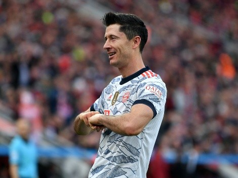 Lewandowski está na mira de 3 gigantes do futebol europeu