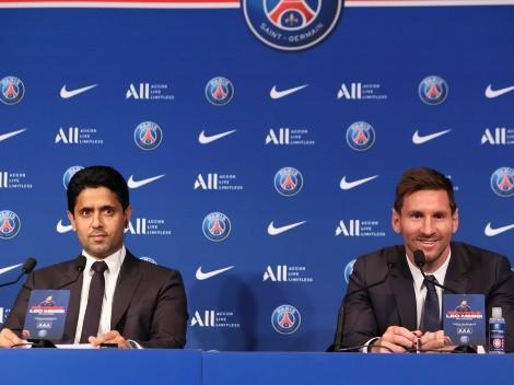 Messi pede e PSG pretende oferecer importante jogador do seu elenco para tirar Aguero do Barcelona