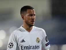 ¿Llegará Hazard al partido contra Barcelona?
