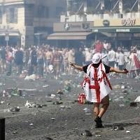 ¿Por qué la UEFA sancionó a Inglaterra?