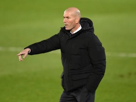 Zidane quer voltar e já teria escolhido seu destino