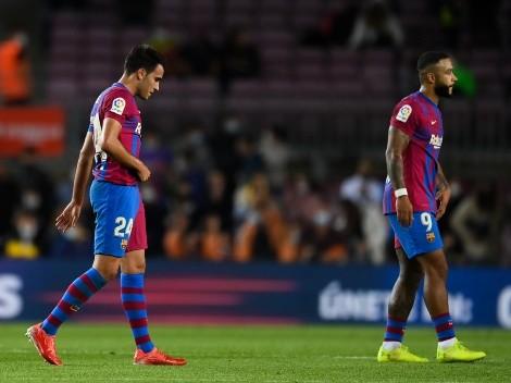 Na lista de transferências e correndo risco de ser demitido, jogador do Barcelona comenta sobre sua situação no clube