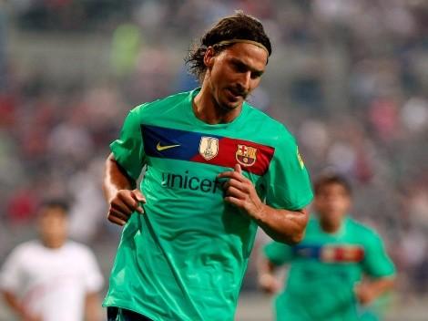 Barcelona tem 'novo Ibrahimovic' como alvo para próxima janela de transferências