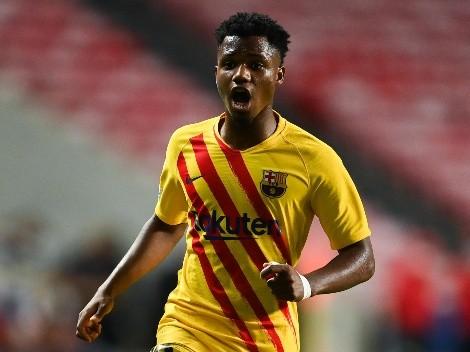 ¿Cómo será el nuevo contrato de Ansu Fati con Barcelona?