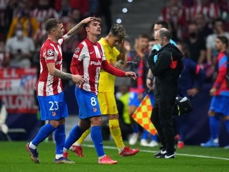 Manchester United intensifica busca por titular do Atlético de Madrid