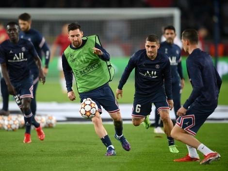 Importante jogador pode rescindir com o PSG e assinar com a Juventus