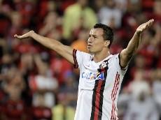 Leandro Damião tem nome falado em gigante brasileiro
