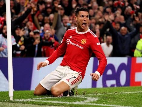 Cristiano Ronaldo atinge grande marca pelo Manchester United