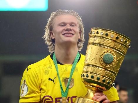 Eita! Haaland impõe condição para deixar o Borussia Dortmund