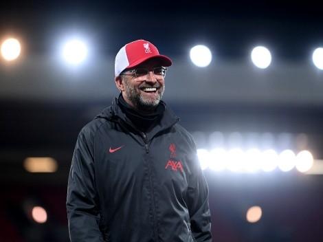 Klopp pede e diretoria do Liverpool deve desembolsar valores astronômicos para fechar contrato com um dos melhores jogadores da atualidade