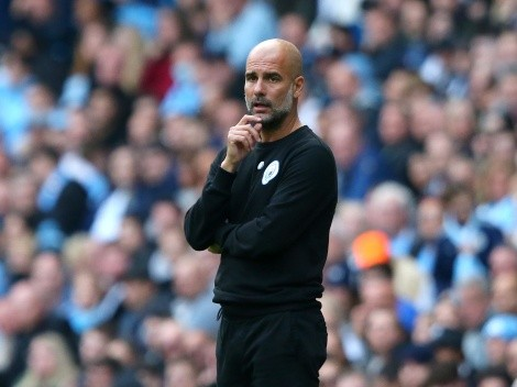 Guardiola se surpreende com destaque da Champions e pede contratação